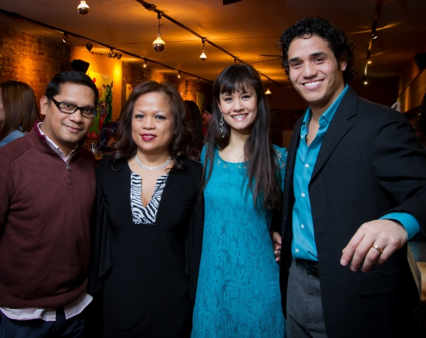 Photos: Jacobs, Ewoldt, Team Behind A HEART FULL OF LOVE Concert Meet the Press