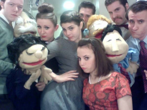 Photo Flash: SIPS, Feb 16 - NEWSIES Photobomb Extravaganza & More!