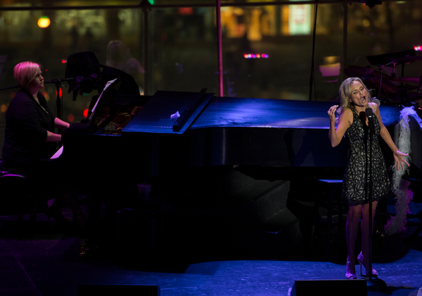 BWW Review & Photo Coverage: Kristin Chenoweth Hits a BULLSEYE for AMERICAN SONGBOOK Series