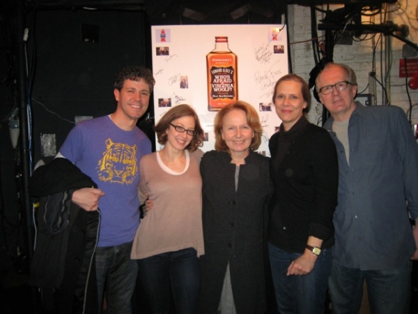 Madison Dirks, Carrie COon, Kate Burton, Amy Morton, Tracy Letts