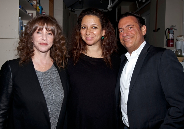 Laraine Newman , Maya Rudolph and Eugene Pack