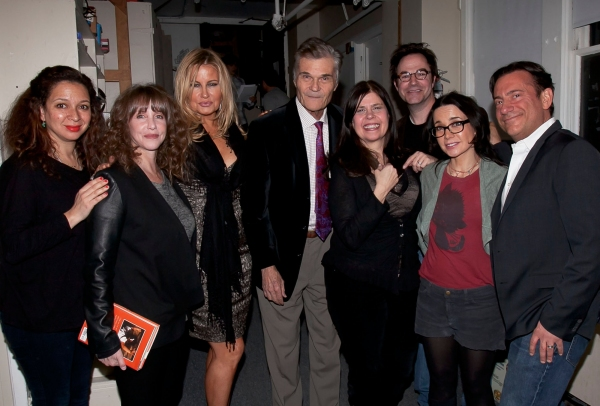 Maya Rudolph, Laraine Newman, Jennifer Coolidge, Fred Willard, Dayle Reyfel, Roger Bart, Janeane Garofalo and Eugene Pack