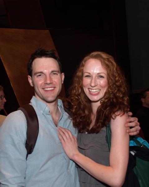 Bryant Martin and Elaine Hayhurst