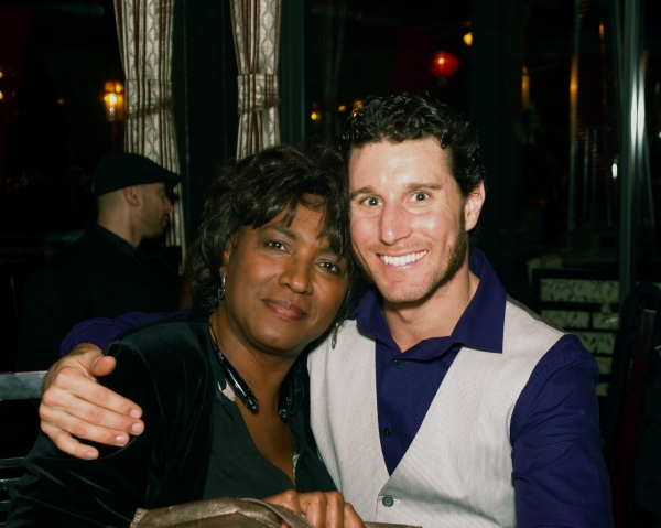 Saundra McClain and Christopher Newell Photo