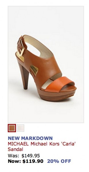 Daily Deal 2/17/13: Nordstrom Shoe Clearance