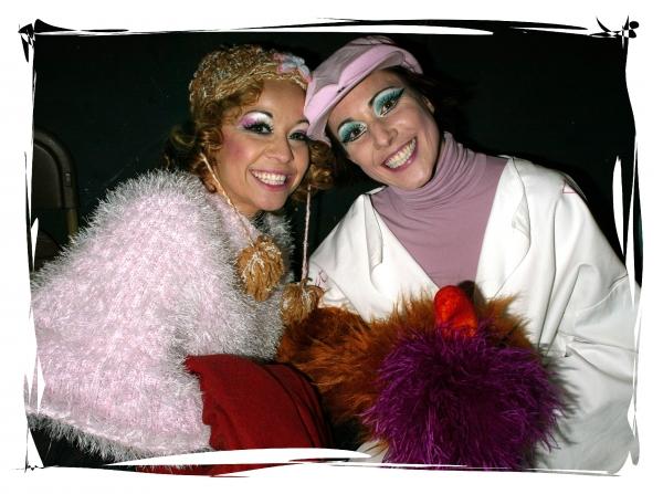 Photo Blast from the Past: Jennifer Cody & Lisa Gajda