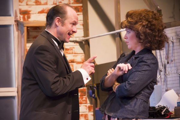 BWW Reviews: THE FIRST CHURCH OF TEXACO - An Entertaining, Comedic Parable