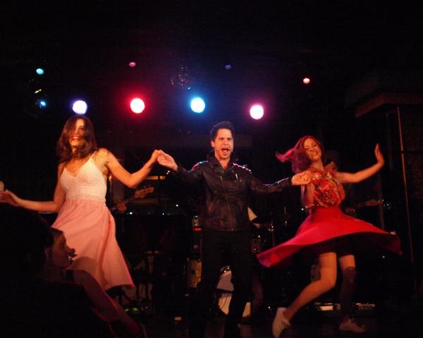 Jackie Seiden, Derek Manson, and Laura Dickinson