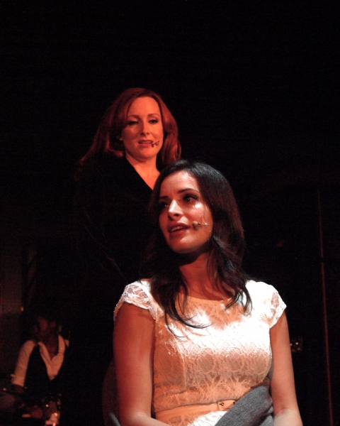 Photo Coverage: Inside FOR THE RECORD: THE MARSHALLS Opening Night!