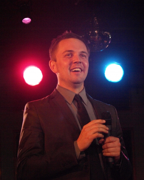 Producer Shane Scheel