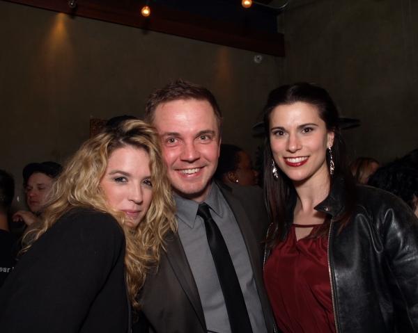 Kacie Shiek, Shane Scheel, and Milena Govitch