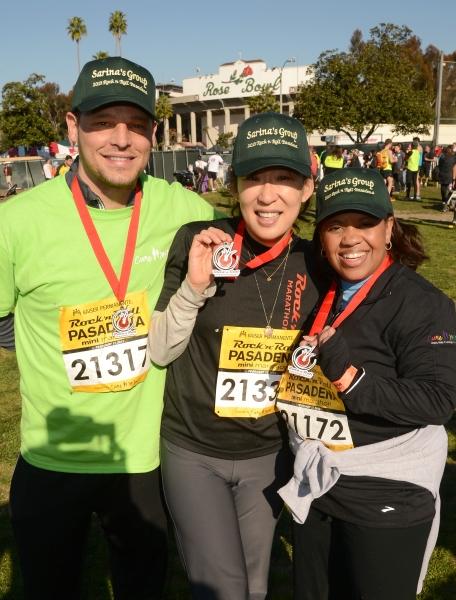 Photo Flash: Chandra Wilson, Sandra Oh & More Run for Charity