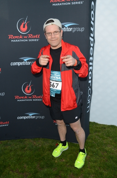 PASADENA, CA - FEBRUARY 17:  Sean Astin attends the Kaiser Permanente Rock 'n' Roll Half Marathon and Mini Marathon to benefit CureMito!at the Rose Bowl on February 17, 2013 in Pasadena, California.  (Photo by Jason Merritt/WireImage) *** Local Ca