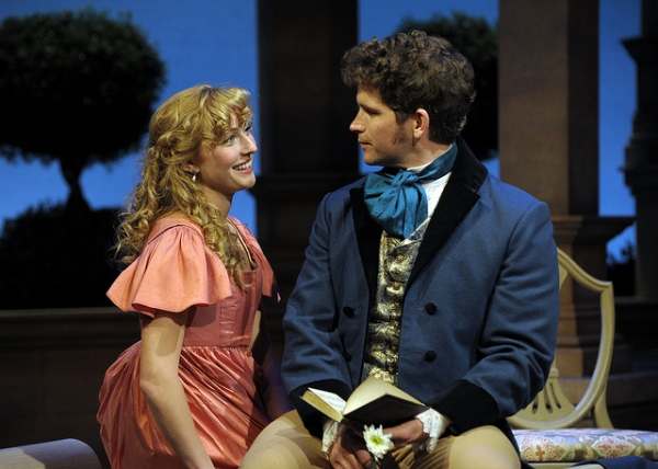 Photo Flash: First Look at Lindsey Kyler, Piper Rae Patterson and More in Orlando Shakespeare's SENSE AND SENSIBILITY