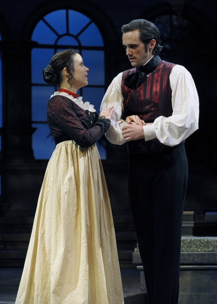 Lindsey Kyler and John Keller