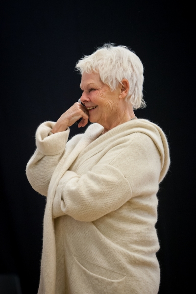 Photo Coverage: Judi Dench In PETER AND ALICE