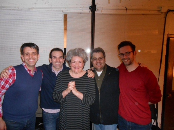 Len Dingledine, Sean Cercone, Beth Turcotte, Kent Nicholson, Ben Clark