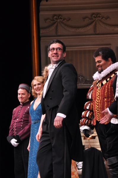 Photo Coverage: Inside Opening Night of Paper Mill Playhouse's LEND ME A TENOR