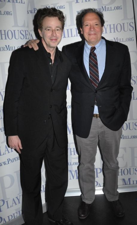 High Res Don Stephenson and Ken Ludwig