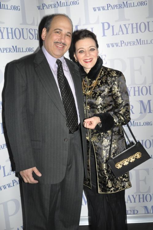 High Res Michael Kostroff and Judith Blazer