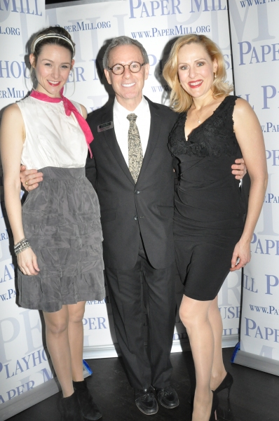 Jill Paice, Patrick Parker and Donna English