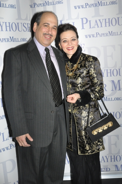 Michael Kostroff and Judith Blazer
