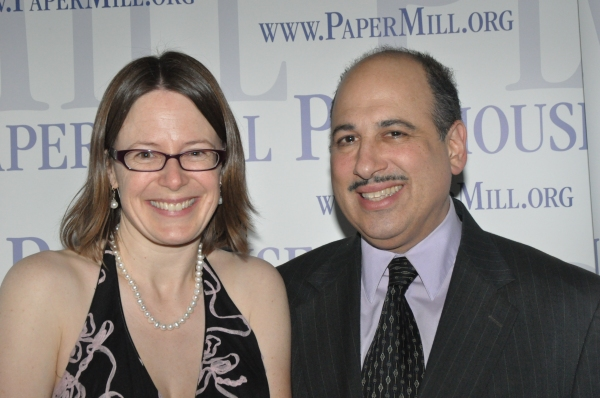 Jenny Kostroff and Michael Kostroff Photo
