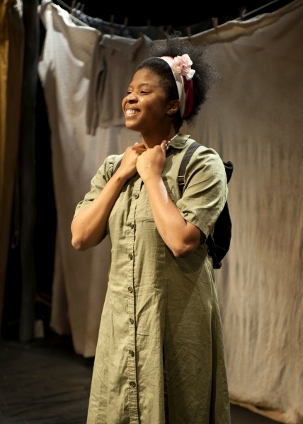 Photo Flash: First Look at Omphile Molusi and More in CST's CADRE