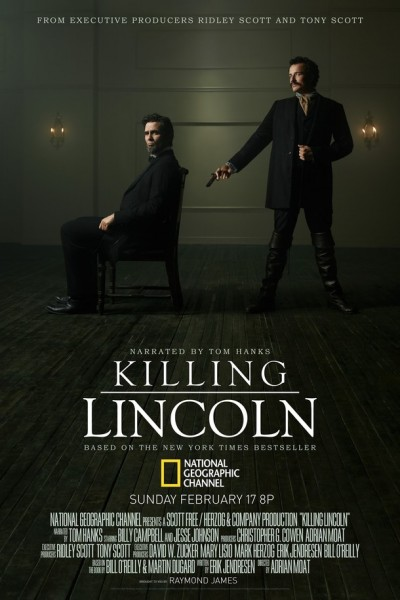 KILLING LINCOLN is Highest-Rated Program Ever for National Geographic