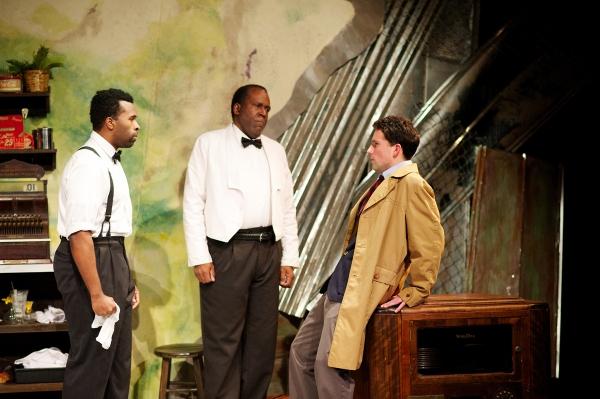 Christopher Watson, Rob Cleveland & Hazen Cuyler