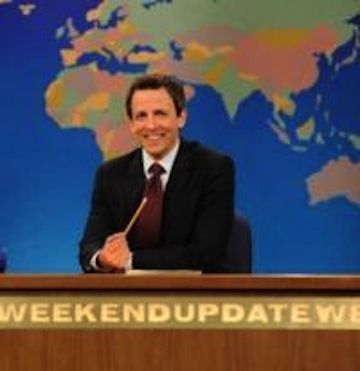 Highlights from SNL's Weekend Update with Seth Meyers, 2/16