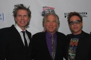 Duran Duran's John Taylor Accepts WIT's Experience, Strength, & Hope Award