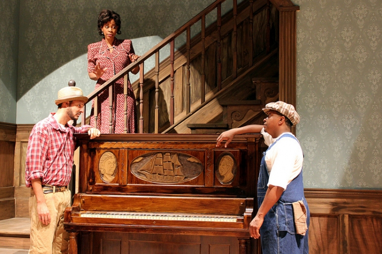 an analysis of the piano lesson a play by august wilson Wilson's work garnered many awards, including pulitzer prizes for fences (1987) and the piano lesson (1990) a tony award for fences great britain's olivier award for jitney as well as seven new york drama critics circle awards for ma rainey's black bottom, fences, joe turner's come and gone, the piano lesson, two trains running.
