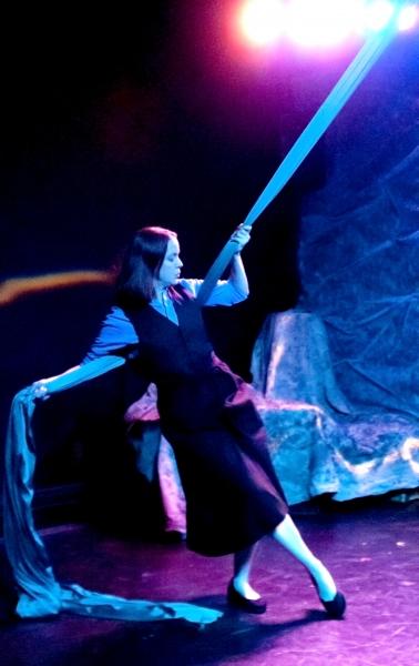 Esther Williamson as Viola Photo