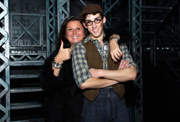 Abby Lee Miller, John Michael Fiumara Photo