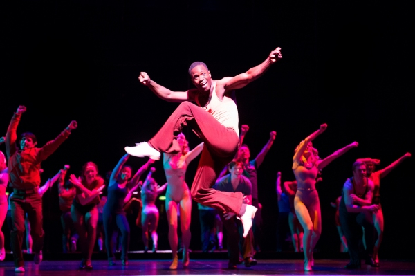 Photo Flash: First Look at West End's A CHORUS LINE; Opens Tonight!