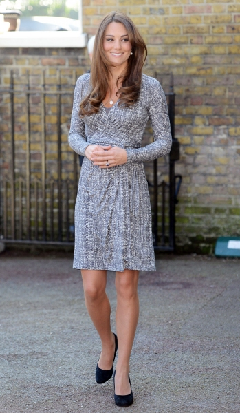 Fashion Photo of the Day 2/19/13 - Catherine Duchess of Cambridge