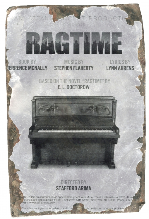 High Res  'Ragtime - In Concert'
