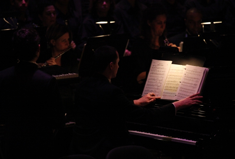 High Res  'Ragtime - In Concert' - Orchestra