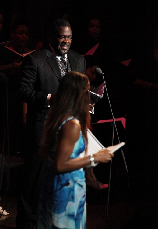 High Res Phillip Boykin & Patina Miller