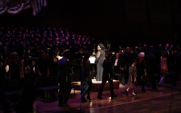 Conductor Sheilah Walker & Company Photo