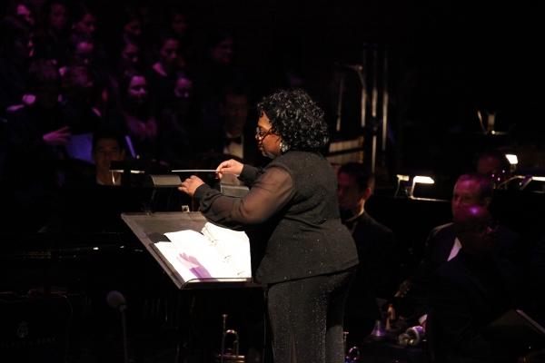 Conductor Sheilah Walker  Photo