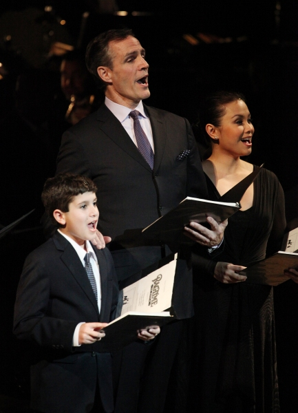 Lewis Grosso, Howard McGillin & Lea Salonga