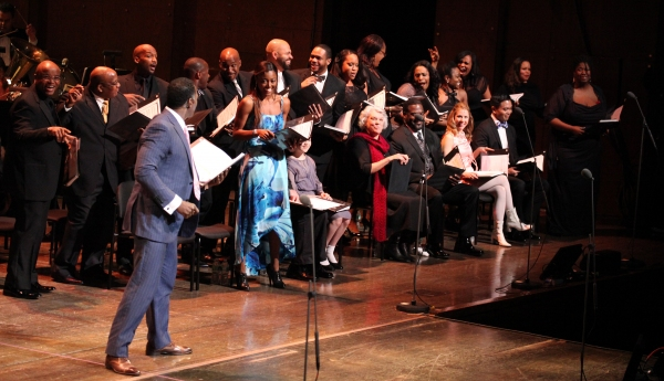 Photo Coverage: Inside the RAGTIME Concert at Avery Fisher Hall!