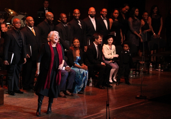 Tyne Daly & Company at RAGTIME Concert's Star-Studded Curtain Call!