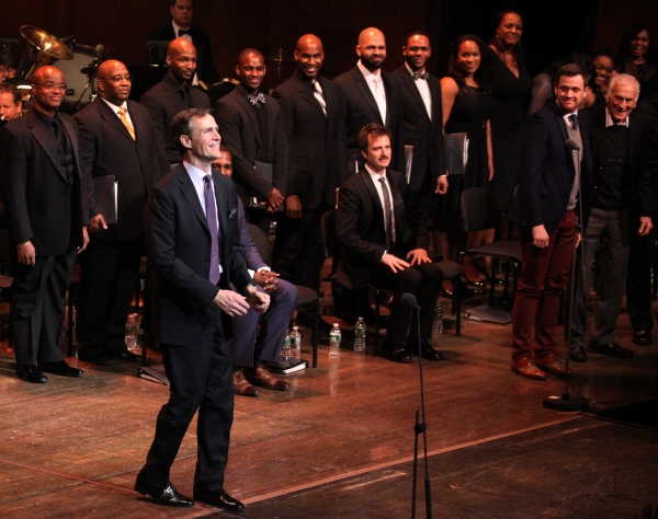 Howard McGillin & Company at RAGTIME Concert's Star-Studded Curtain Call!