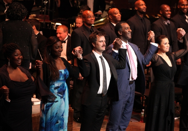 Na Tasha Yvette Williams, Patina Miller, Manoel Felciano, Norm Lewis & Lea Salonga