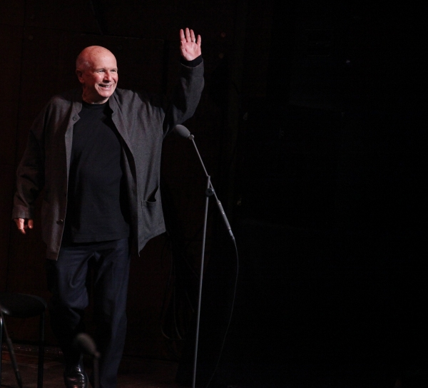 Terrence McNally at RAGTIME Concert's Star-Studded Curtain Call!