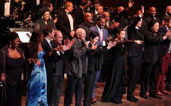 Photo Coverage: RAGTIME Concert's Star-Studded Curtain Call!