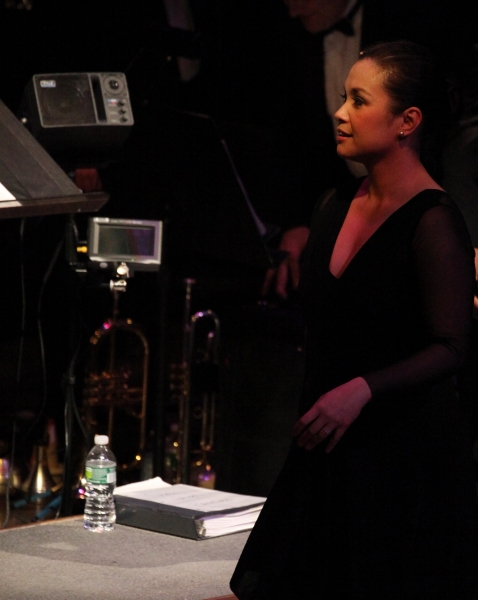 Lea Salonga at RAGTIME Concert's Star-Studded Curtain Call!